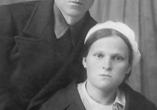 Прадедушка Якушевич Кирилл Борисович и прабабушка Екатерина Илларионовна