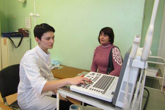 Маммография калининский район
