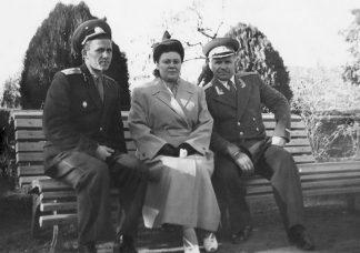 Дедушка, прабабушка и прадедушка